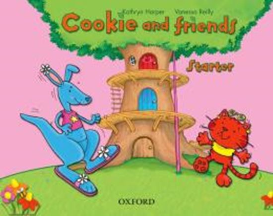 Picture of COOKIE AND FRIENDS STARTER SB - WITH CD