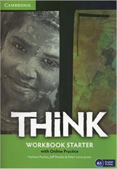 Picture of THINK STARTER - WORKBOOK WITH ONLINE PRACTICE