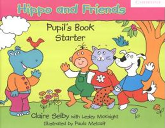Picture of HIPPO AND FRIENDS STARTER PUPIL´S BOOK