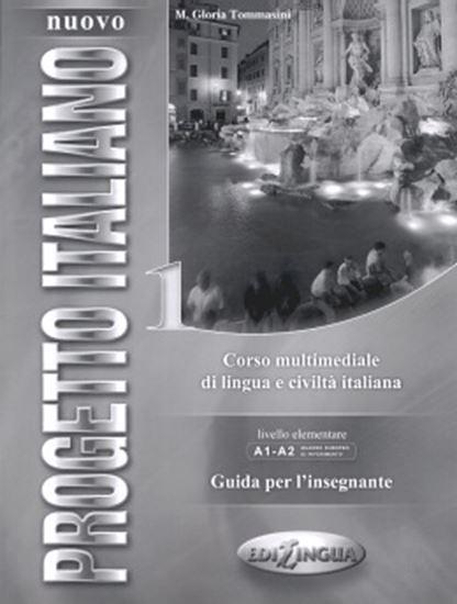 Picture of NUOVO PROGETTO ITALIANO 1 - GUIA PER L´INSEGNANTE