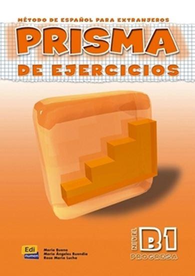 Picture of PRISMA B1 - LIBRO DE EJERCICIOS