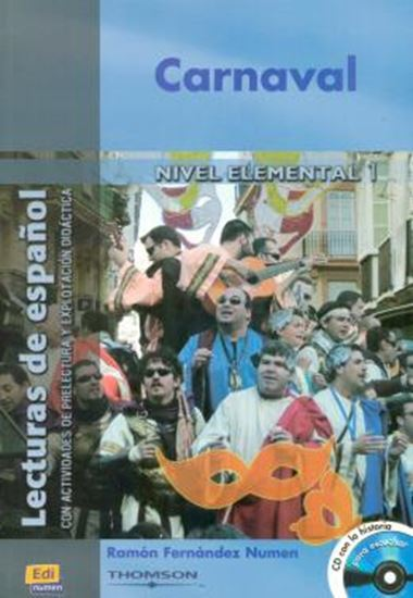 Picture of CARNAVAL CON CD AUDIO (NIVEL ELEMENTAL 1)