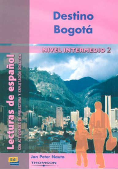 Picture of DESTINO BOGOTA (NIVEL INTERMEDIARIO 2)