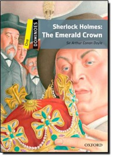 Picture of SHERLOCK HOLMES - THE EMERALD CROWN - 2ND EDITION