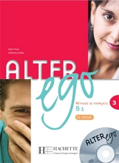 Picture of ALTER EGO 3 - LIVRE DE L´ELEVE + CD AUDIO