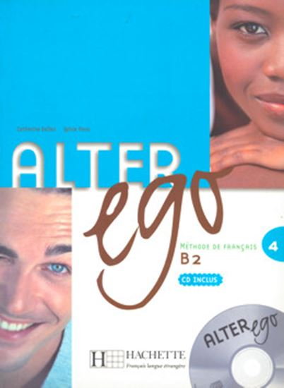 Picture of ALTER EGO LIVRE DE L´ELEVE 4 + CD