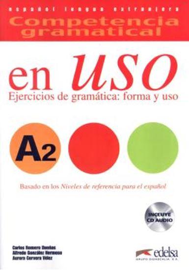 Picture of COMPETENCIA GRAMATICAL - EN USO A2 - LIBRO + CD AUDIO