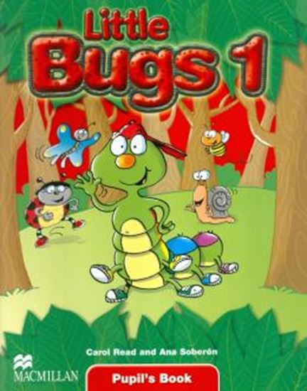 Picture of LITTLE BUGS PUPIL´S 1