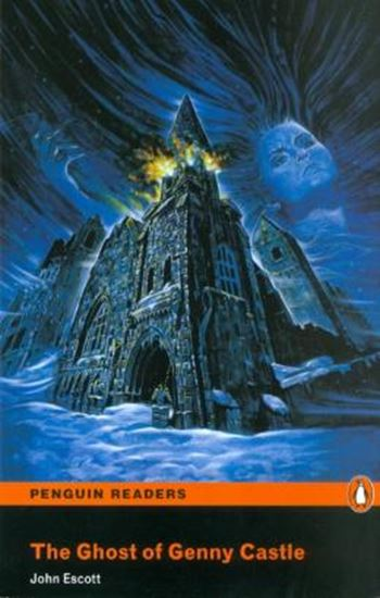 Picture of GHOST OF GENNY CASTLE, THE - PENGUIN READERS LEVEL 2 - BOOK WITH AUDIO CD