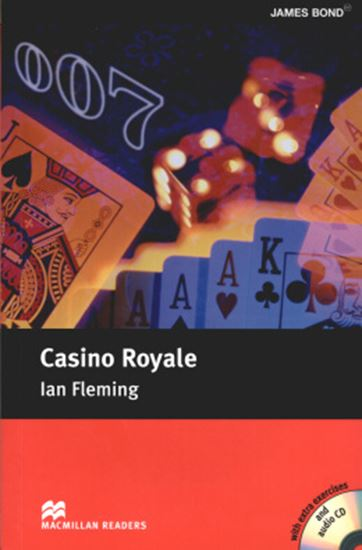 Picture of CASINO ROYALE  WITH AUDIO-CD (2)  PRE-INTERMEDIATE