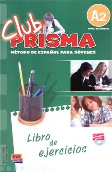 Picture of CLUB PRISMA A2 - LIBRO DE EJERCICIOS