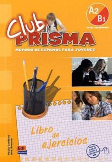 Picture of CLUB PRISMA A2/B1 - LIBRO DE EJERCICIOS