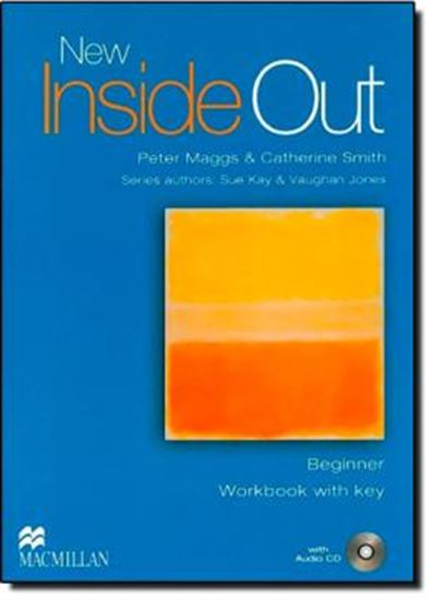 Picture of NEW INSIDE OUT  WORKBOOK WITH KEY AND AUDIO-CD   BEGINNER