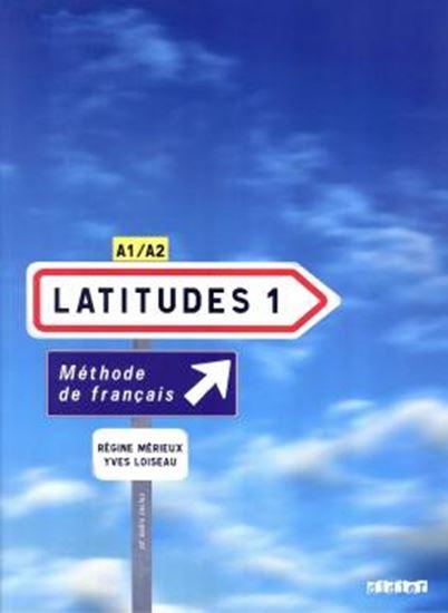 Picture of LATITUDES 1 - LIVRE DE L´ELEVE + AUDIO CD