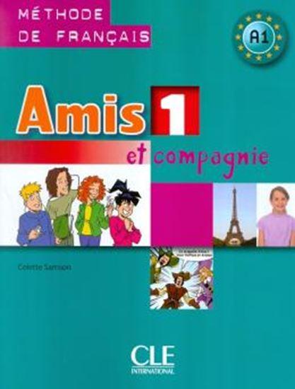Picture of AMIS ET COMPAGNIE LIVRE DE L´ELEVE 1