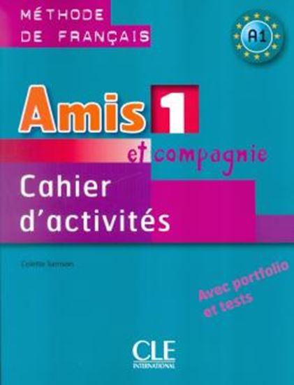 Picture of AMIS ET COMPAGNIE CAHIER D´ACTIVITES 1
