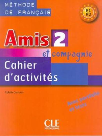 Picture of AMIS ET COMPAGNIE CAHIER D´ACTIVITES 2