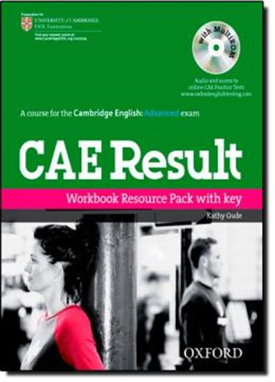 Picture of CAE RESULT! WB RESOURCE PACK WITH KEY WITH MULTIROM - 2ND ED/NEW ED