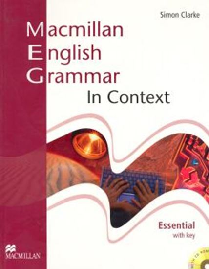 Picture of MACMILLAN GRAMMAR IN CONTEXT WITH KEY AND CD ROM - ESSENTIAL