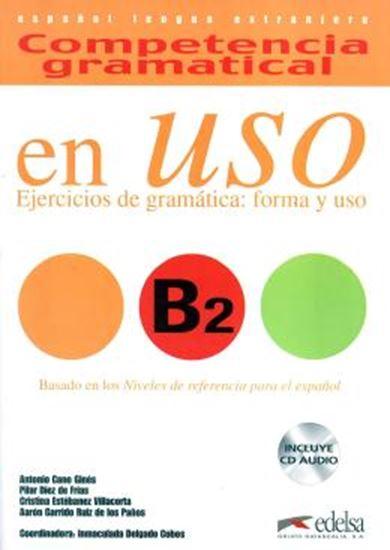 Picture of COMPETENCIA GRAMATICAL - EN USO B2 - LIBRO + CD AUDIO