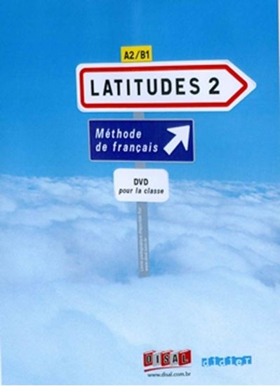 Picture of LATITUDES 2 - DVD - NACIONAL