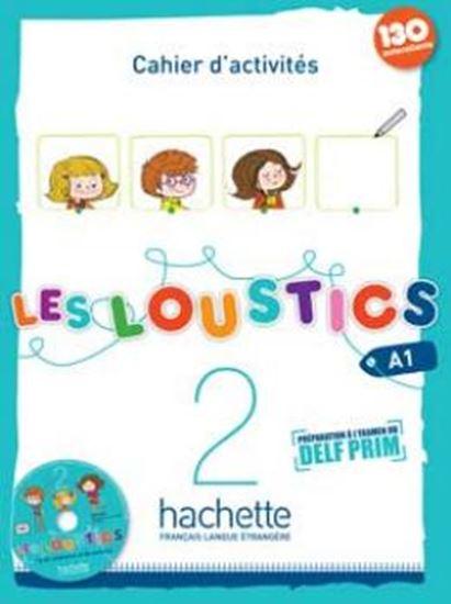 Picture of LES LOUSTICS 2: CAHIER DACTIVITES + CD AUDIO