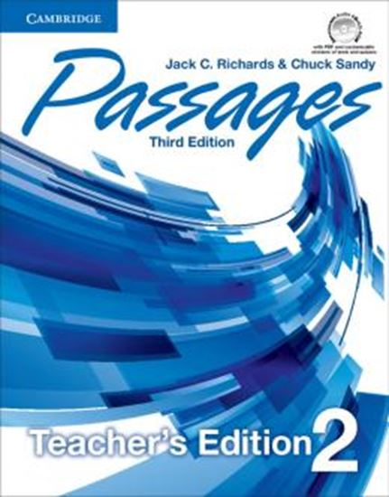 Picture of PASSAGES 2 TEACHERS EDITION WITH ASSESSMENT AUDIO CD - 3RD ED