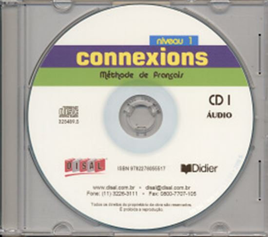 Picture of CONNEXIONS 1 - CD CLASSE (2) NACIONAL