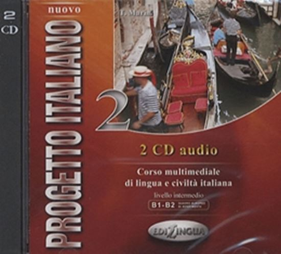 Picture of NUOVO PROGETTO ITALIANO 2 - CD AUDIO