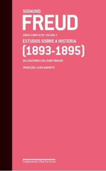 Picture of FREUD 02 - ESTUDOS SOBRE A HISTERIA 1893-1895
