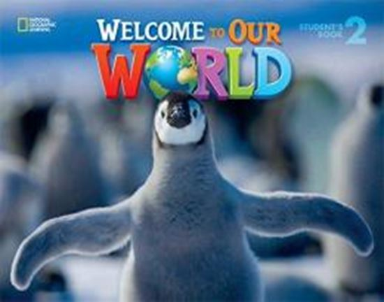 Picture of WELCOME TO OUR WORLD 2 SB - BRITISH