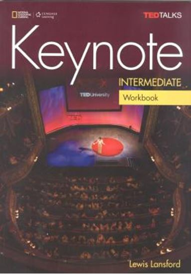 Picture of KEYNOTE INTERMEDIATE WORKBOOK