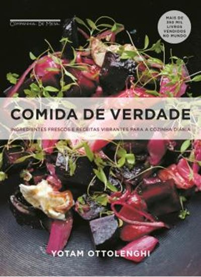 Picture of COMIDA DE VERDADE