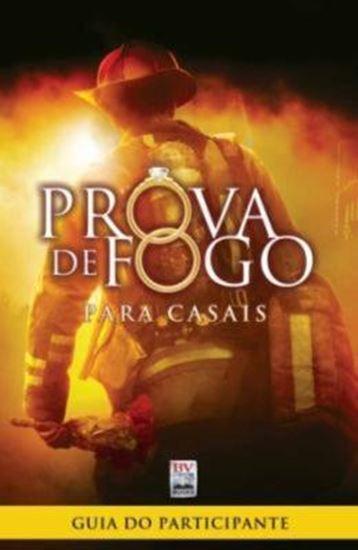 Picture of PROVA DE FOGO PARA CASAIS - GUIA DO PARTICIPANTE