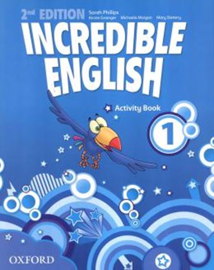 Picture of INCREDIBLE ENGLISH 1 ACTIVITY BOOK - SECOND EDITION