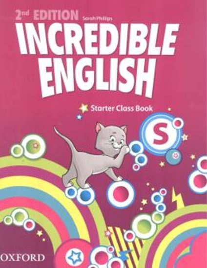Picture of INCREDIBLE ENGLISH STARTER CLASS BOOK - SECOND EDITION