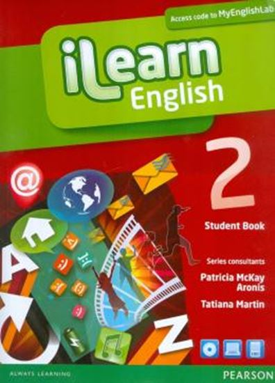 Picture of ILEARN ENGLISH 2 SB WITH MYENGLISHLAB PACK