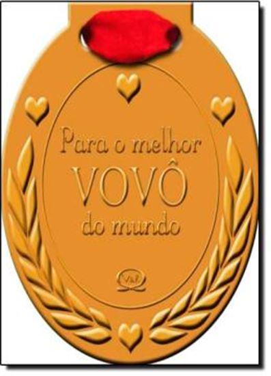Picture of PARA O MELHOR VOVO DO MUNDO