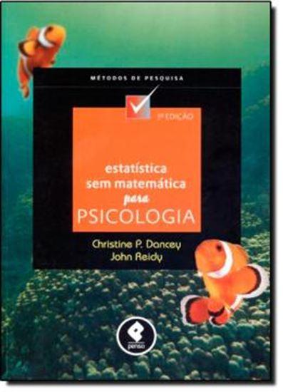 Picture of ESTATISTICA SEM MATEMATICA PARA PSICOLOGIA - 5º ED