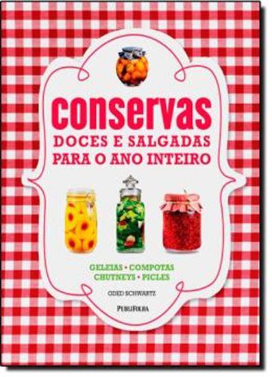 Picture of CONSERVAS DOCES E SALGADAS PARA O ANO INTEIRO