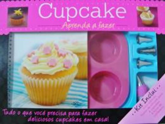 Picture of APRENDA A FAZER - CUPCAKE - 2º ED