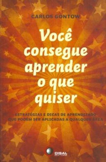 Picture of VOCE CONSEGUE APRENDER O QUE QUISER