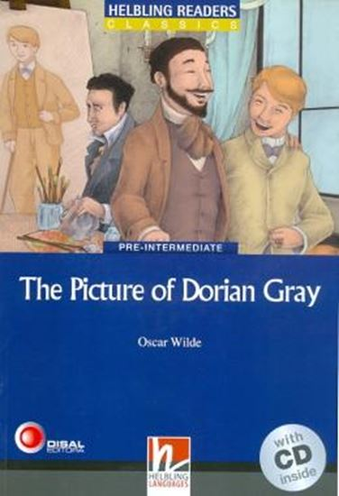 Picture of THE PICTURE OF DORIAN GRAY WITH CD - PRE-INTERMEDIATE
