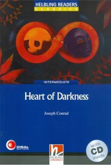 Picture of HEART OF DARKNESS - WITH CD - INTERMEDIATE