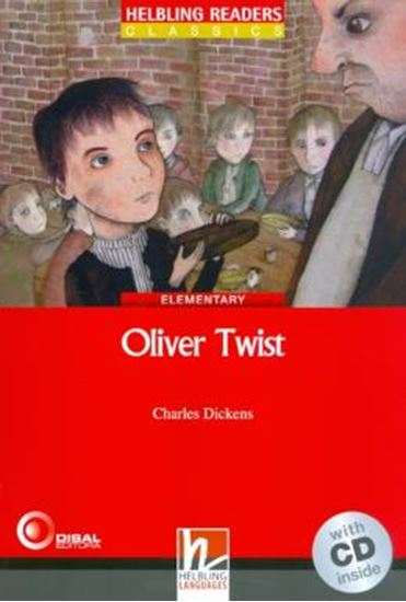 Picture of OLIVER TWIST - WITH  CD - ELEMENTARY