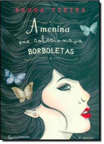 Picture of MENINA QUE COLECIONAVA BORBOLETAS, A