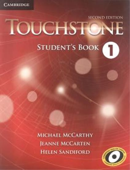 Picture of TOUCHSTONE 1 STUDENTS BOOK - 2ND ED