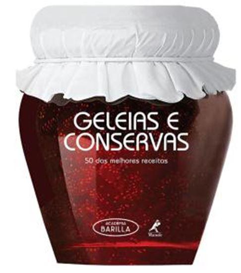 Picture of GELEIAS E CONSERVAS - 50 DAS MELHORES RECEITAS