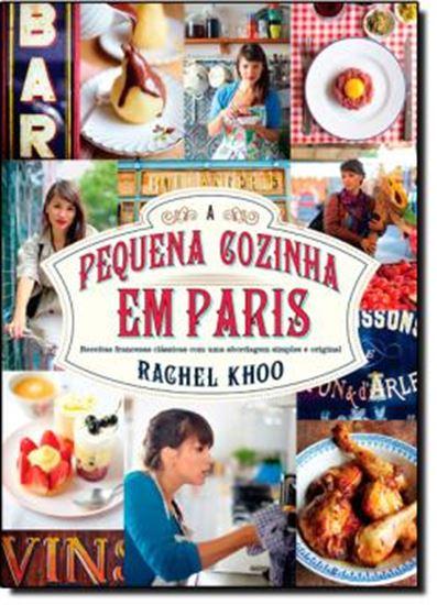 Picture of PEQUENA COZINHA EM PARIS, A