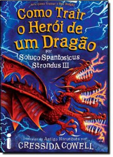 Picture of COMO TRAIR O HEROI DE UM DRAGAO